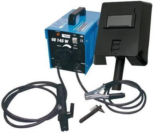 Güde Elektroden-Schweißgerät GE 145 W NEU/OVP