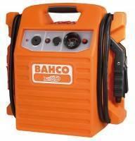 Bahco KFZ-Booster / Starthilfe / Starterbatterie BBA1224-1700 - 12 & 24 Volt